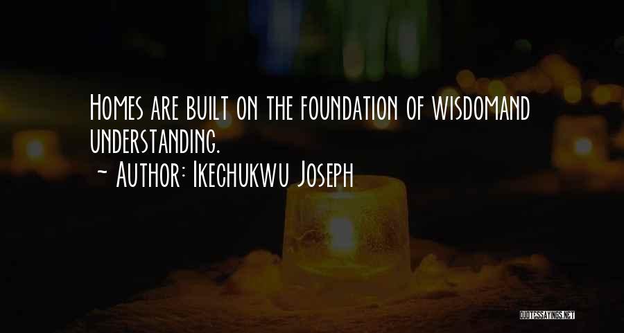Ikechukwu Joseph Quotes 2037650
