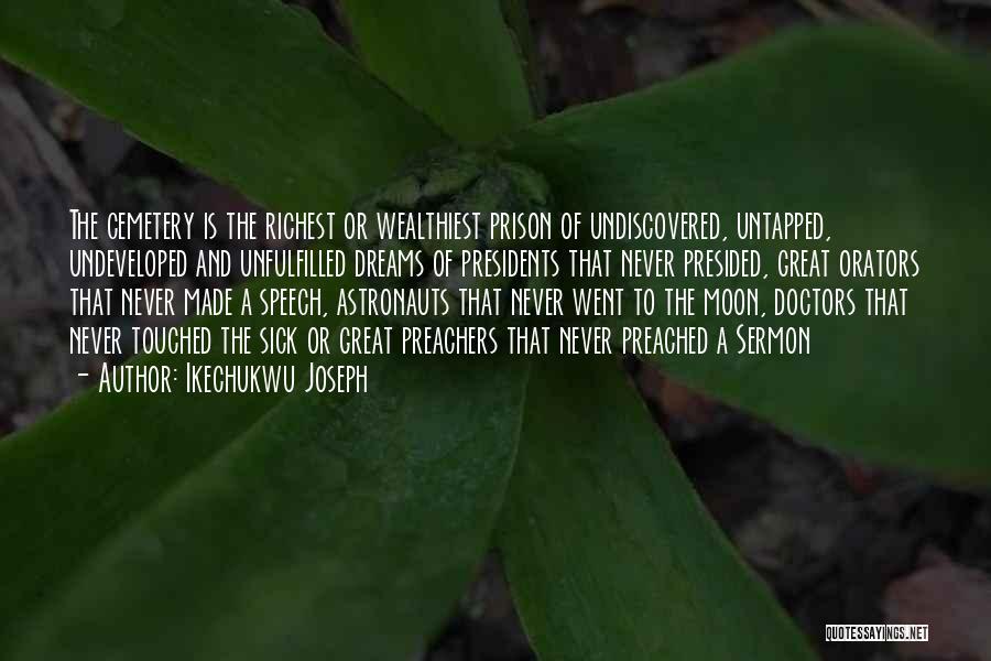 Ikechukwu Joseph Quotes 561182