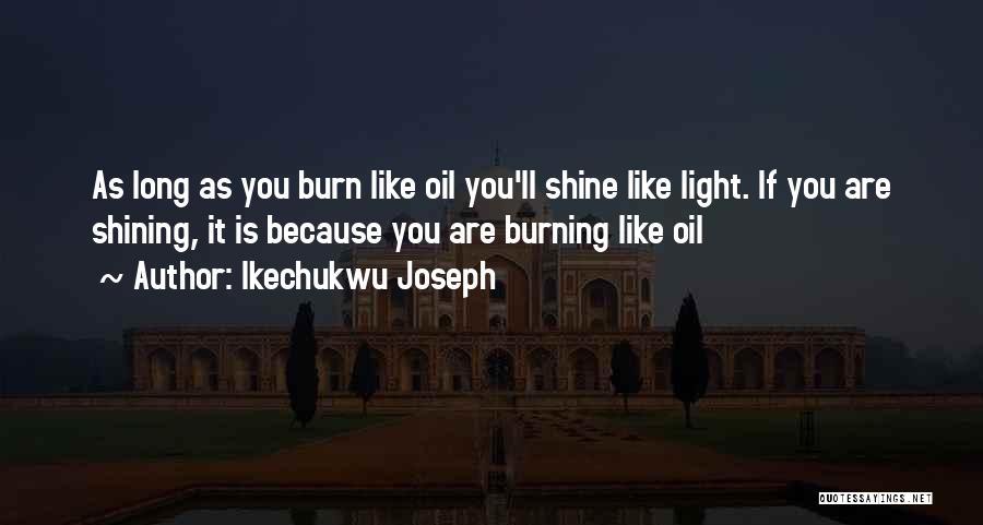 Ikechukwu Joseph Quotes 562002