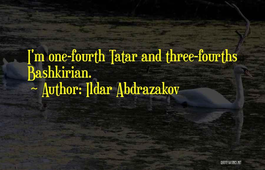 Ildar Abdrazakov Quotes 525782