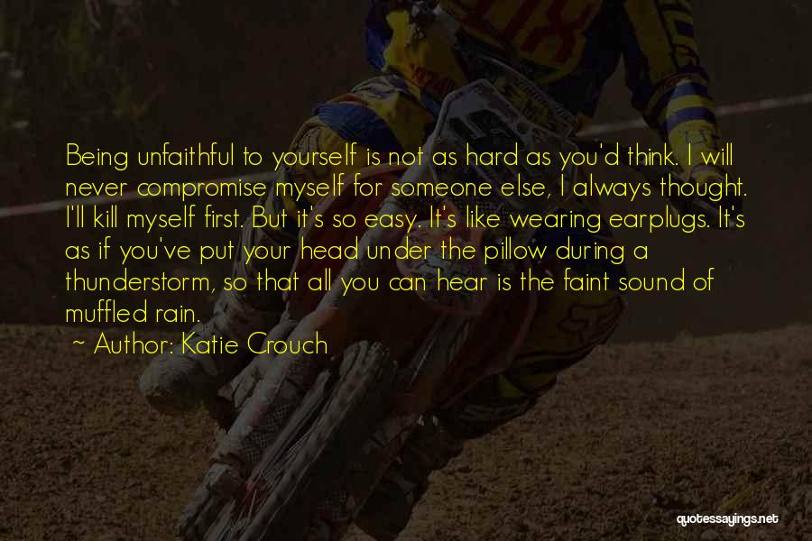 I'll Always Put You First Quotes By Katie Crouch