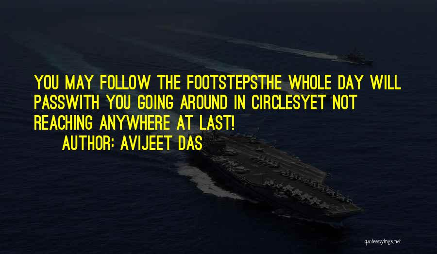 I'll Follow You Anywhere Quotes By Avijeet Das
