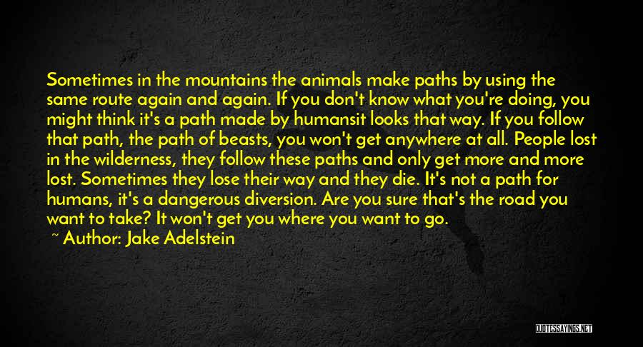 I'll Follow You Anywhere Quotes By Jake Adelstein