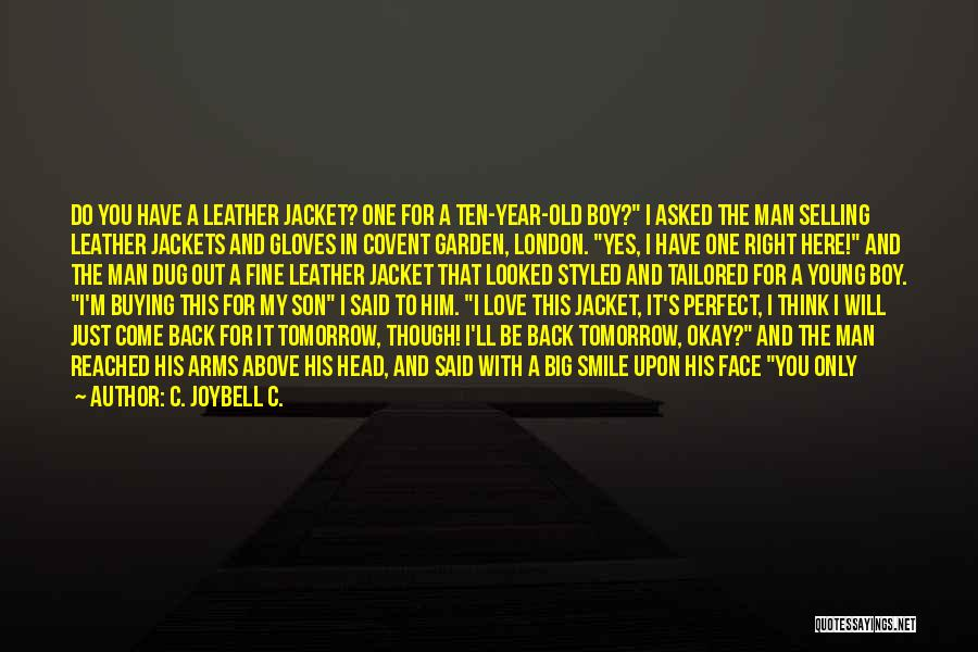 I'll Never Be Okay Quotes By C. JoyBell C.