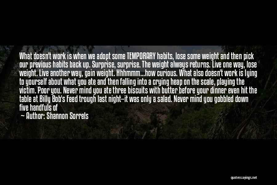 I'll Never Break Up With You Quotes By Shannon Sorrels