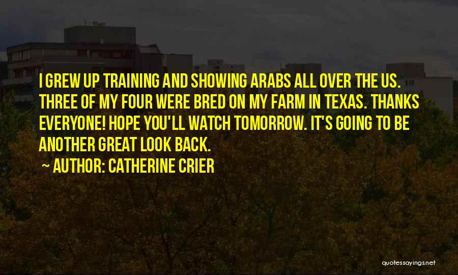 I'll Watch Over You Quotes By Catherine Crier