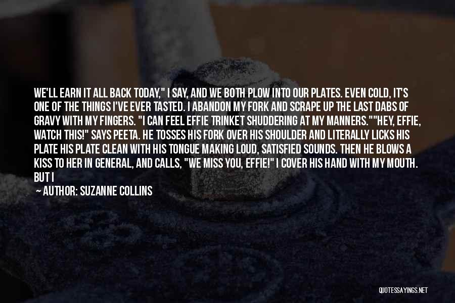 I'll Watch Over You Quotes By Suzanne Collins