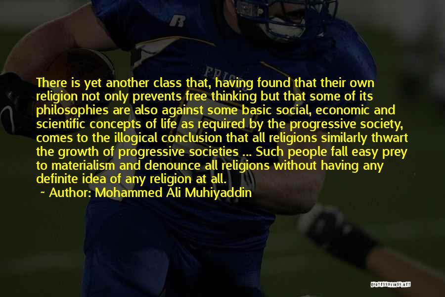 Illogical Quotes By Mohammed Ali Muhiyaddin