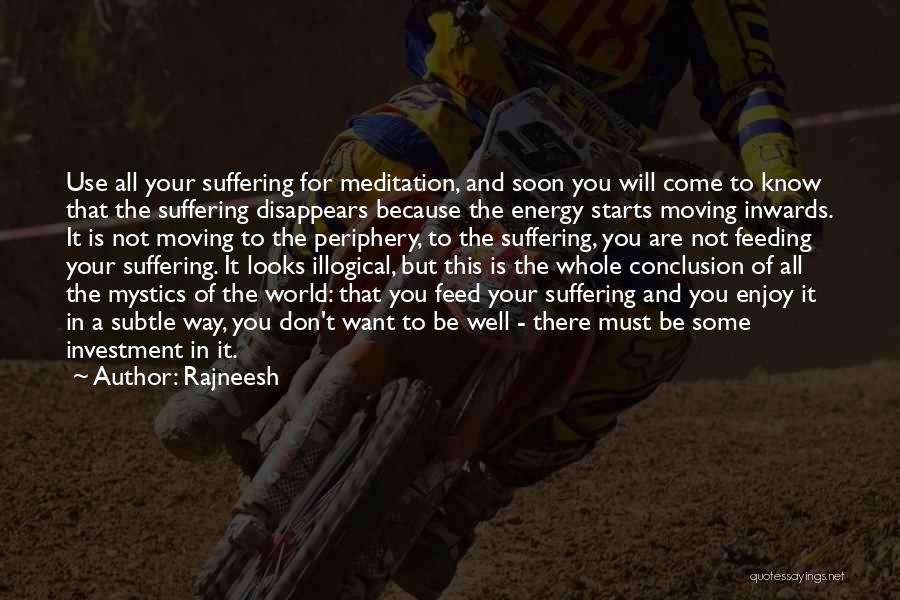Illogical Quotes By Rajneesh
