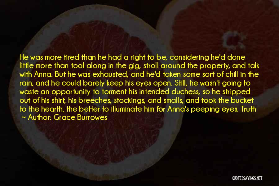 Illuminate Quotes By Grace Burrowes