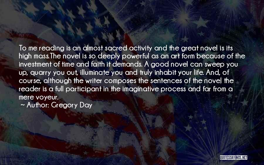Illuminate Quotes By Gregory Day