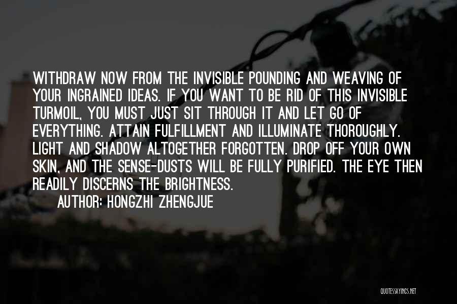 Illuminate Quotes By Hongzhi Zhengjue