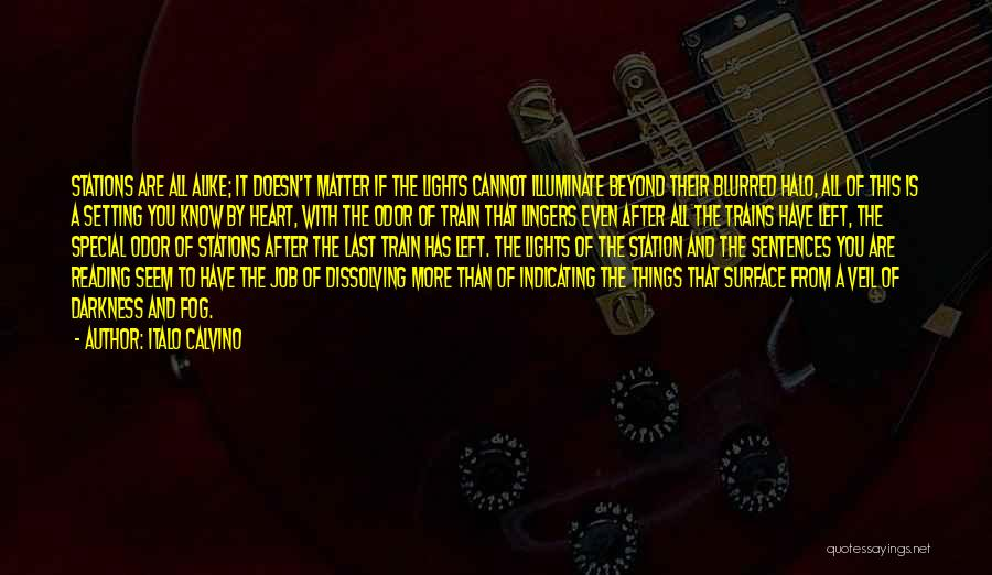 Illuminate Quotes By Italo Calvino