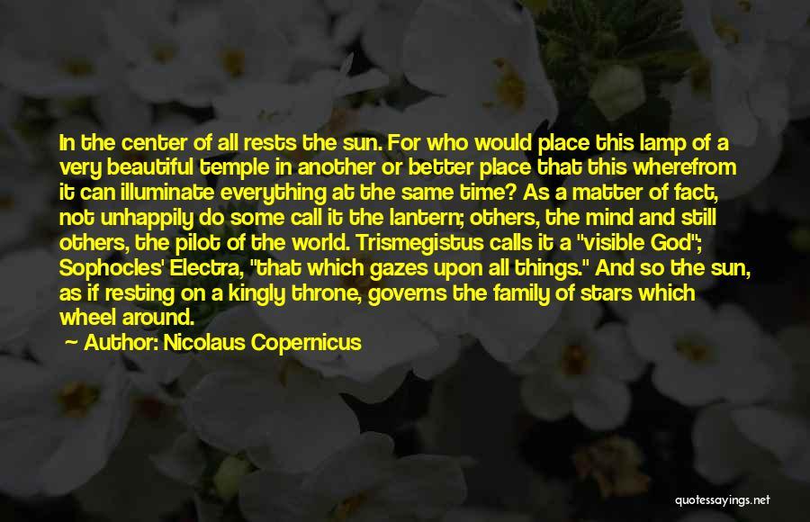Illuminate Quotes By Nicolaus Copernicus