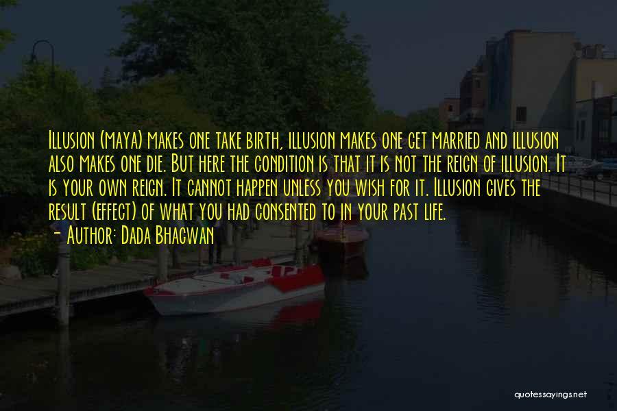 Illusion Maya Quotes By Dada Bhagwan
