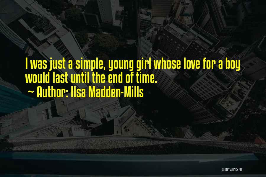 Ilsa Madden-Mills Quotes 1070956