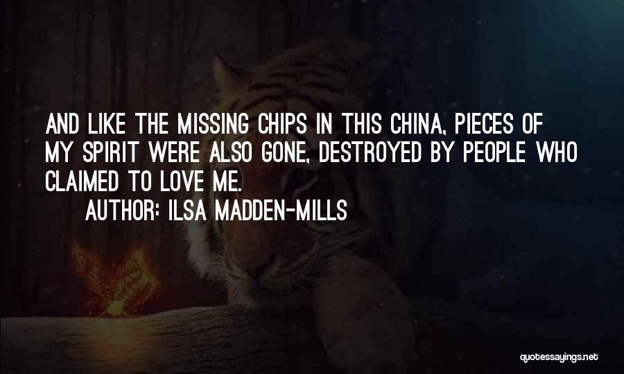 Ilsa Madden-Mills Quotes 1357183