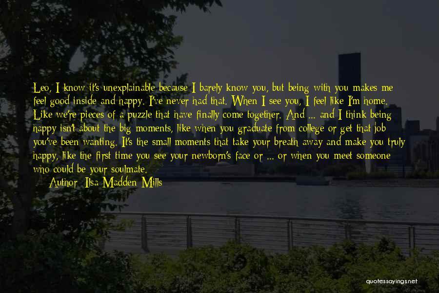 Ilsa Madden-Mills Quotes 1370530