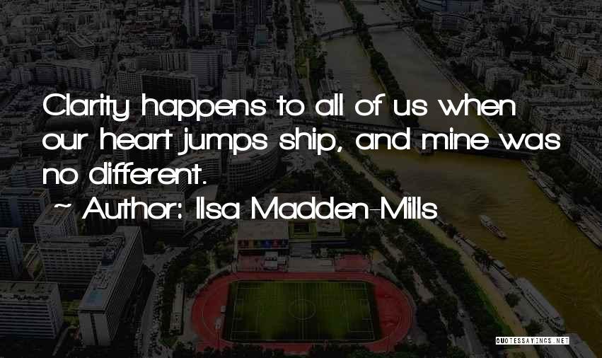 Ilsa Madden-Mills Quotes 1481683