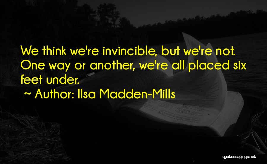 Ilsa Madden-Mills Quotes 1521632