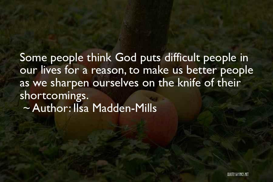 Ilsa Madden-Mills Quotes 337113