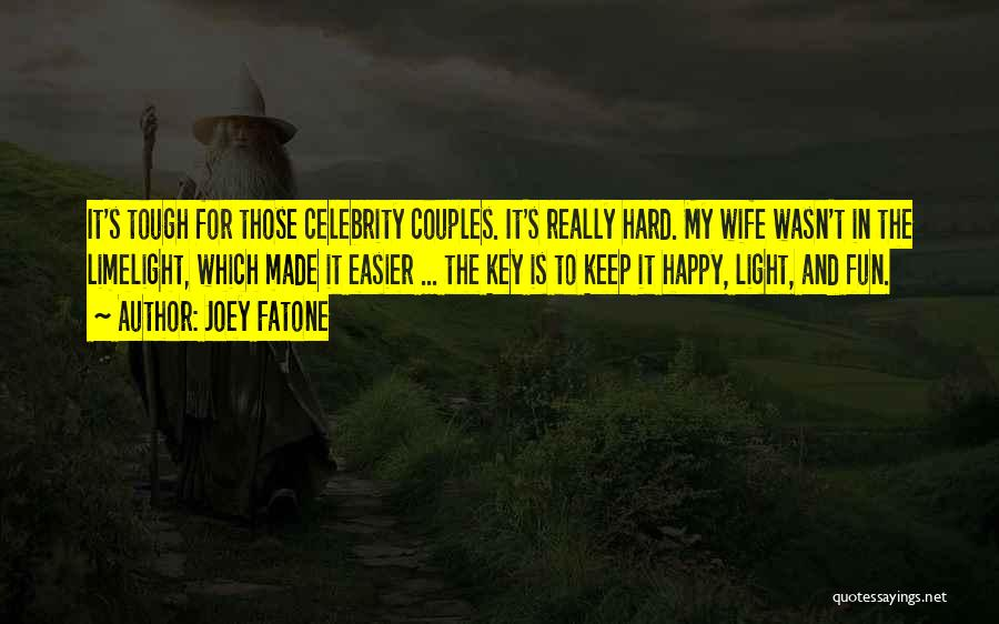 I'm A Celebrity Joey Quotes By Joey Fatone