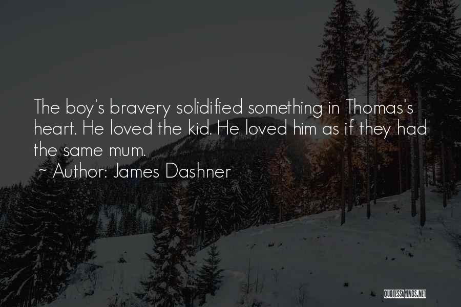 I'm A Kid At Heart Quotes By James Dashner