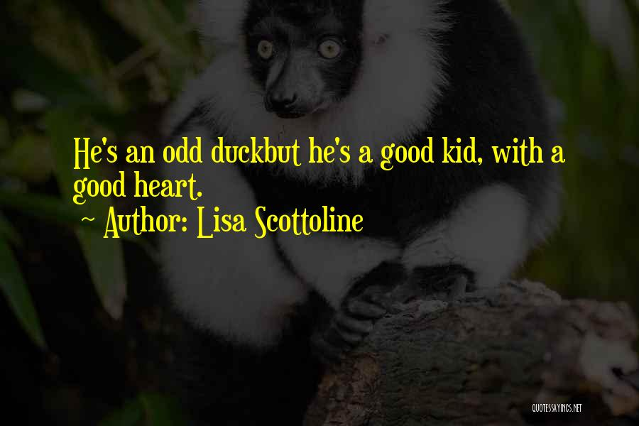 I'm A Kid At Heart Quotes By Lisa Scottoline