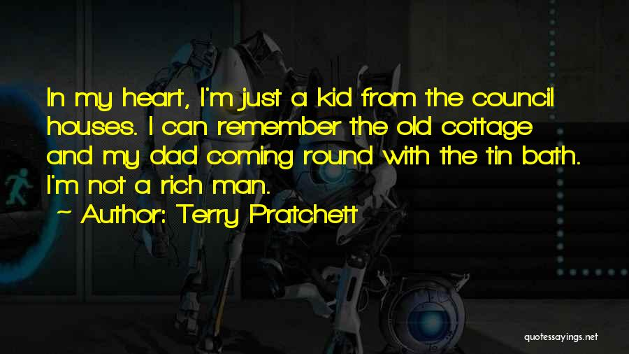 I'm A Kid At Heart Quotes By Terry Pratchett