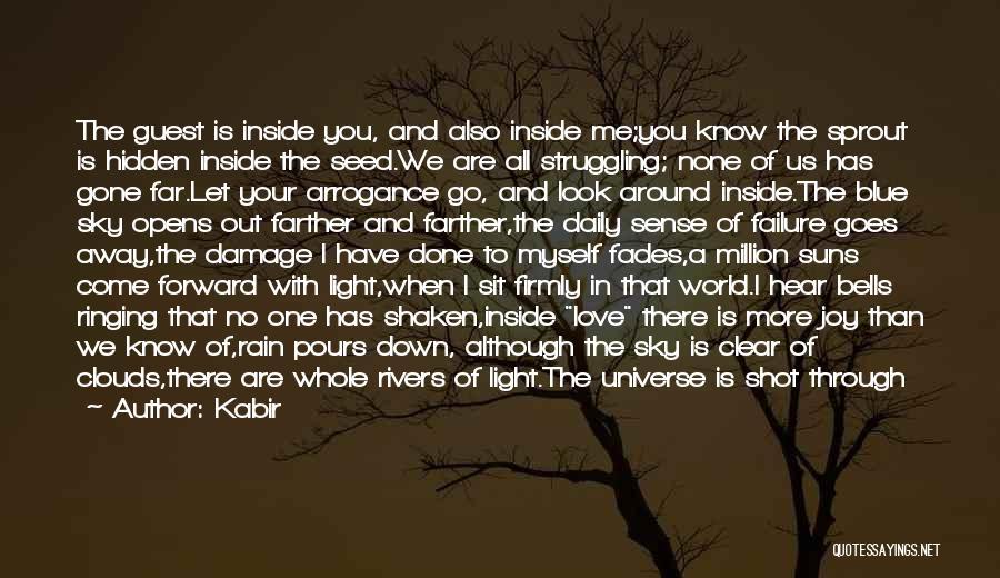 I'm A Love Failure Quotes By Kabir