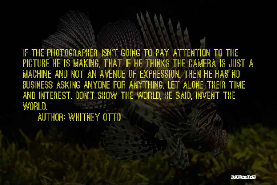 I'm Alone Images With Quotes By Whitney Otto
