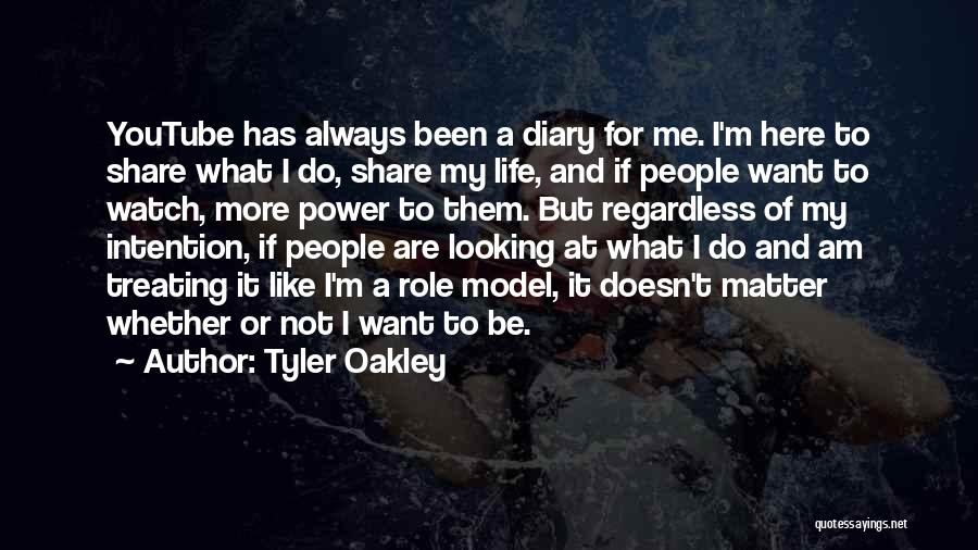 I'm Always Here For You No Matter What Quotes By Tyler Oakley