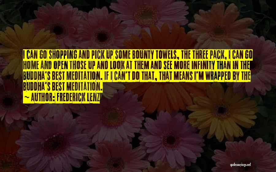 I'm Best Quotes By Frederick Lenz