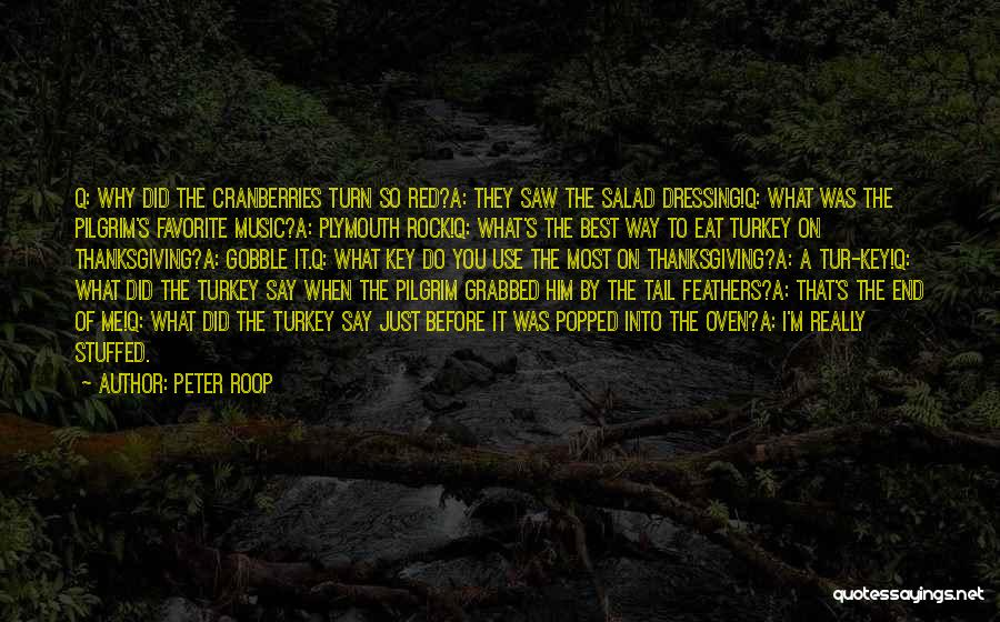 I'm Best Quotes By Peter Roop