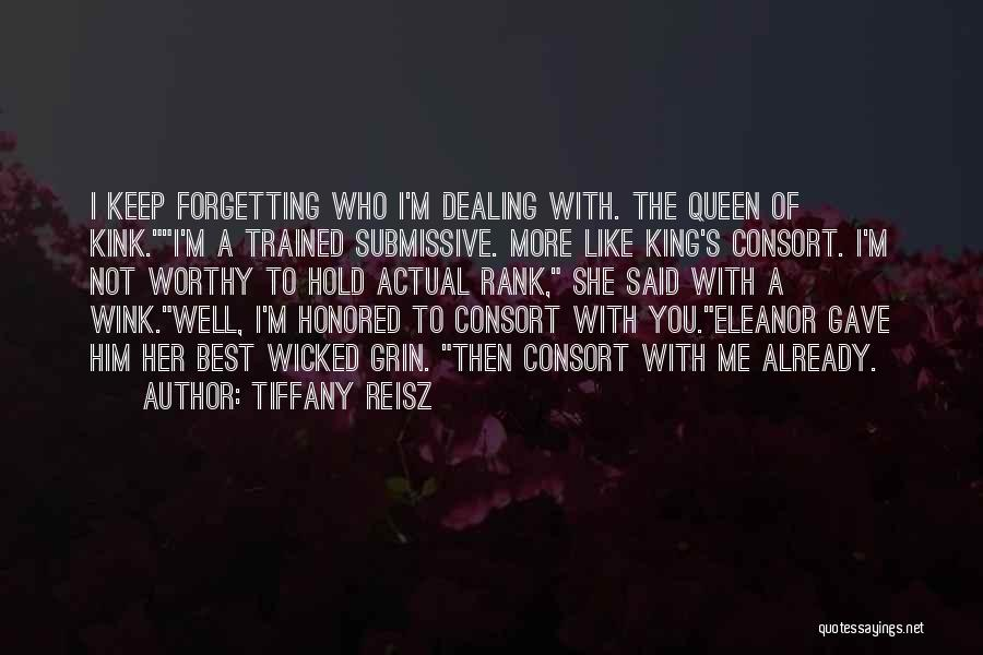 I'm Best Quotes By Tiffany Reisz