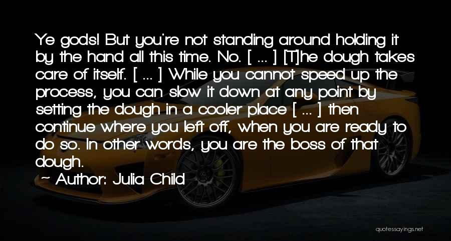 I'm Cooler Than You Quotes By Julia Child