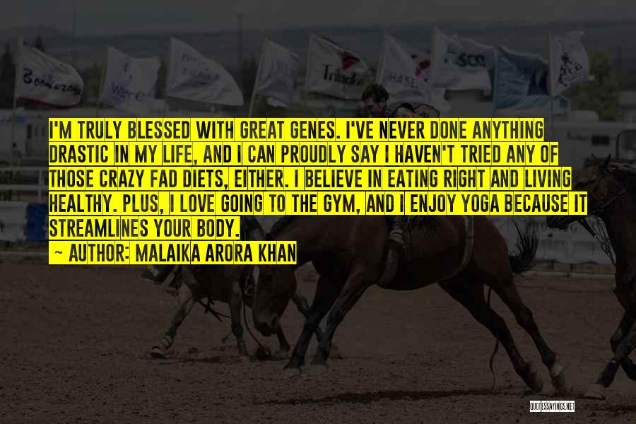 I'm Done Love Quotes By Malaika Arora Khan