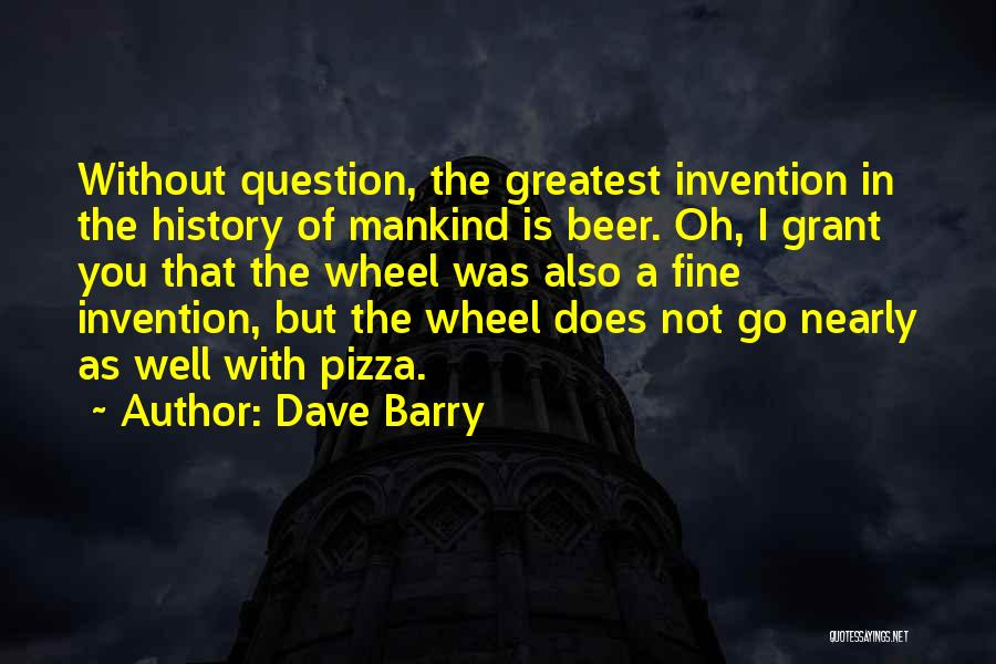 I'm Fine Without You Quotes By Dave Barry