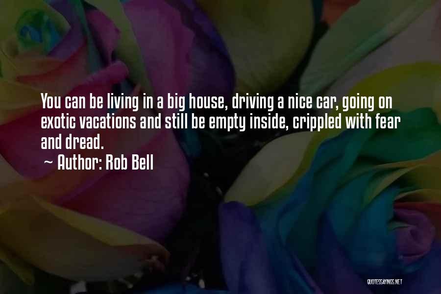 I'm Going On Vacation Quotes By Rob Bell