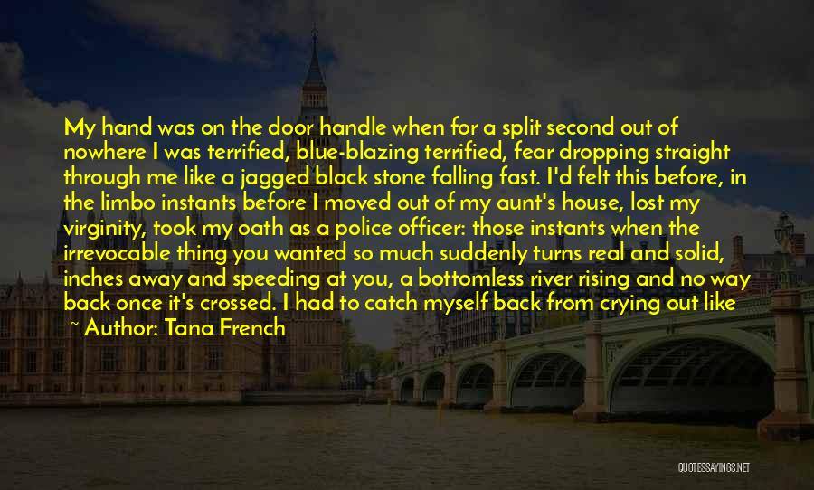 I'm In Limbo Quotes By Tana French