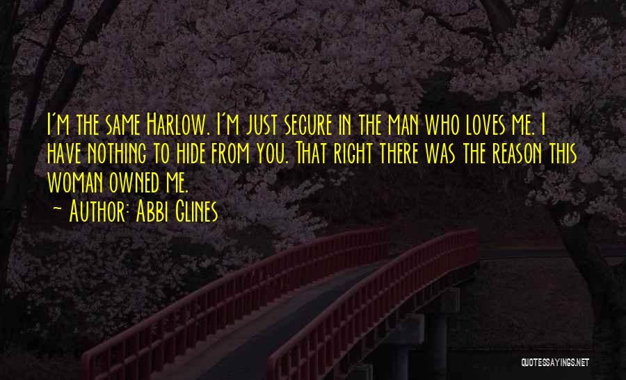 I'm Just Nothing To You Quotes By Abbi Glines