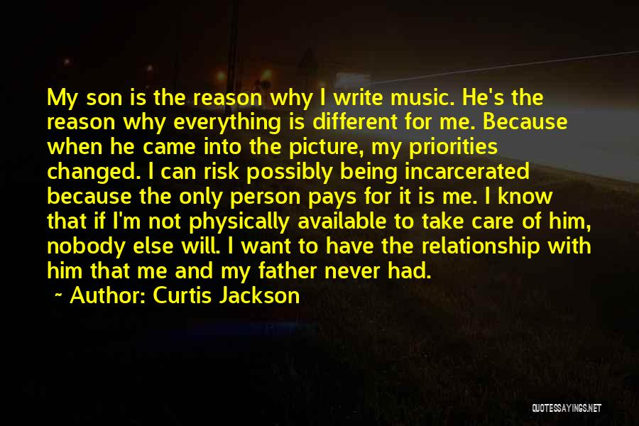 I'm Nobody's Ex Quotes By Curtis Jackson
