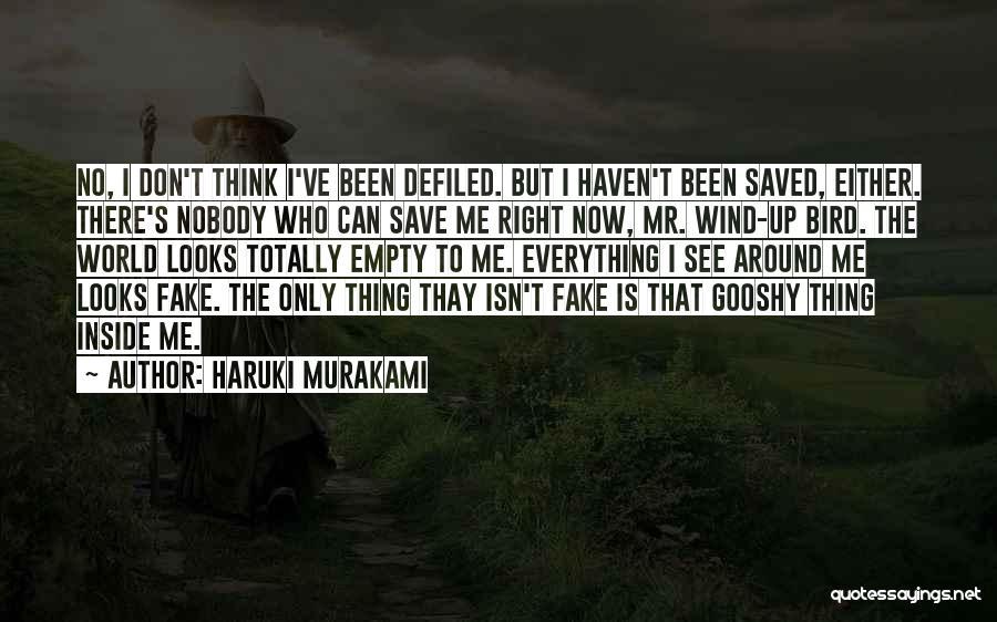 I'm Nobody's Ex Quotes By Haruki Murakami