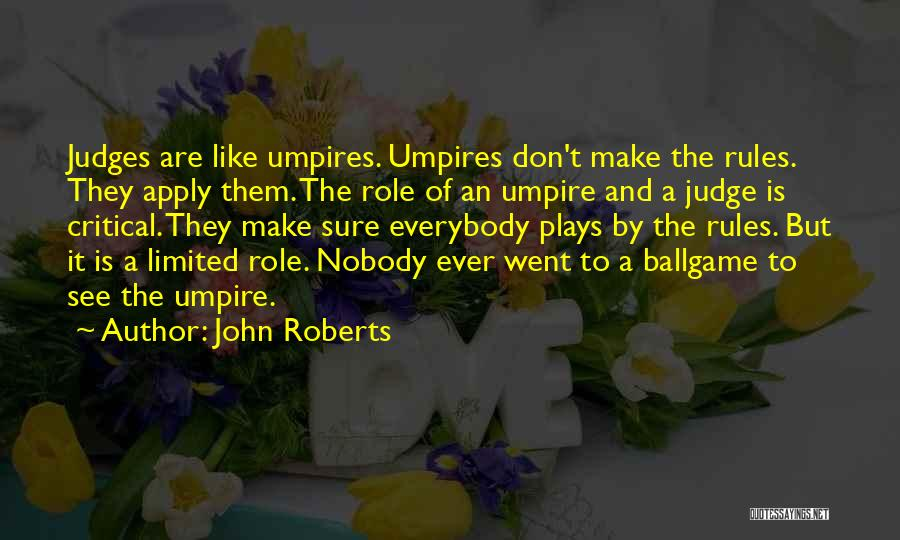 I'm Nobody's Ex Quotes By John Roberts