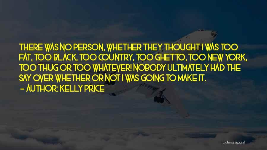 I'm Nobody's Ex Quotes By Kelly Price
