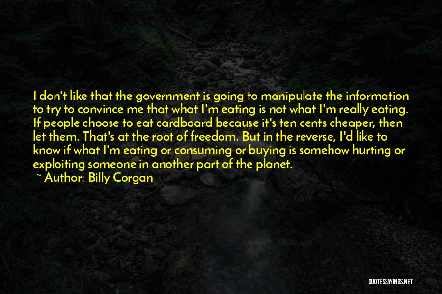 I'm Not Hurt Quotes By Billy Corgan