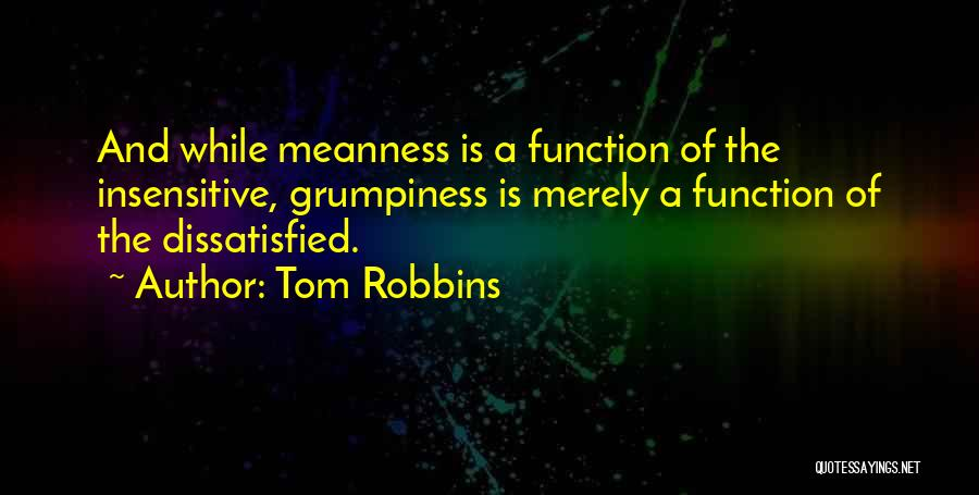 I'm Not Insensitive Quotes By Tom Robbins