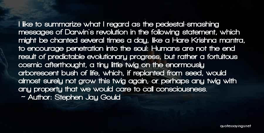 I'm Not Predictable Quotes By Stephen Jay Gould