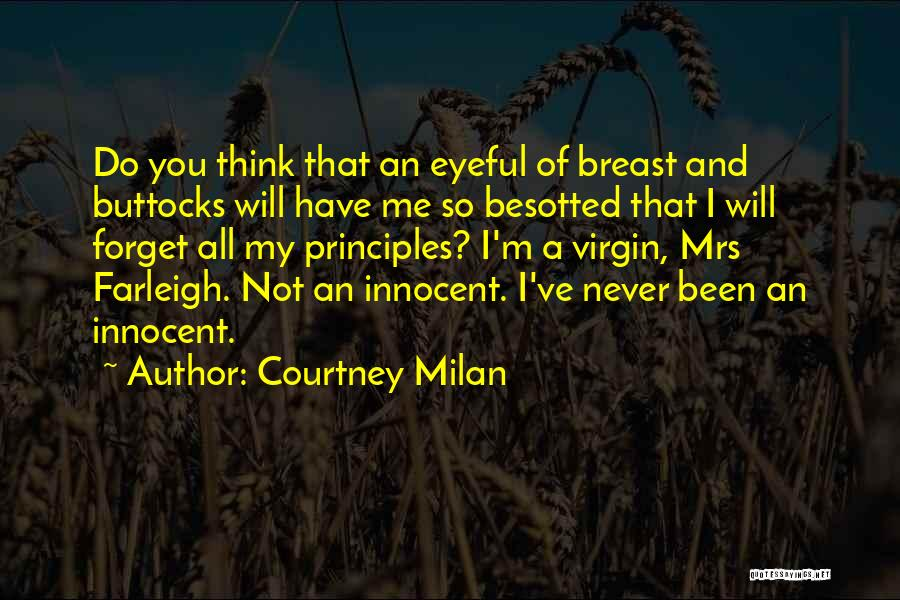 I'm Not So Innocent Quotes By Courtney Milan
