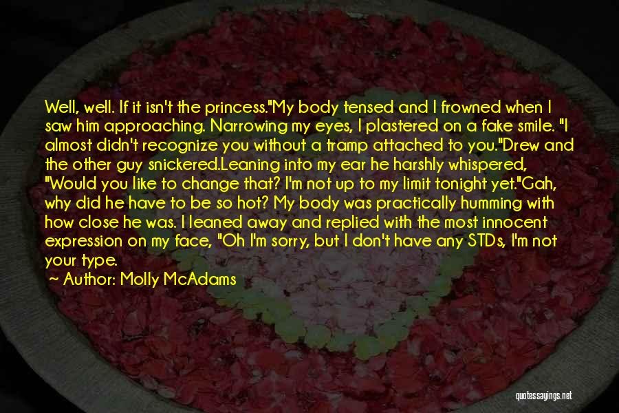 I'm Not So Innocent Quotes By Molly McAdams